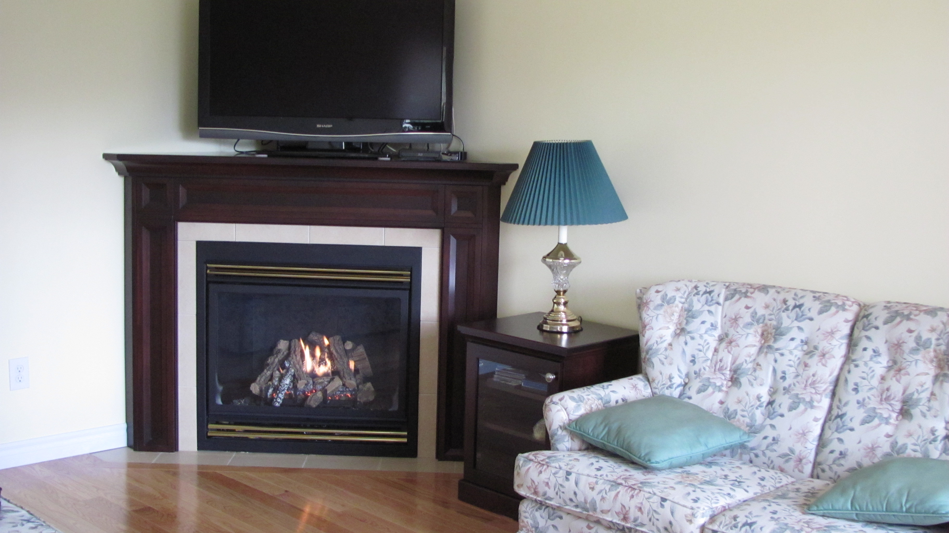 Traditional Fireplaces | Martin's Fireplaces