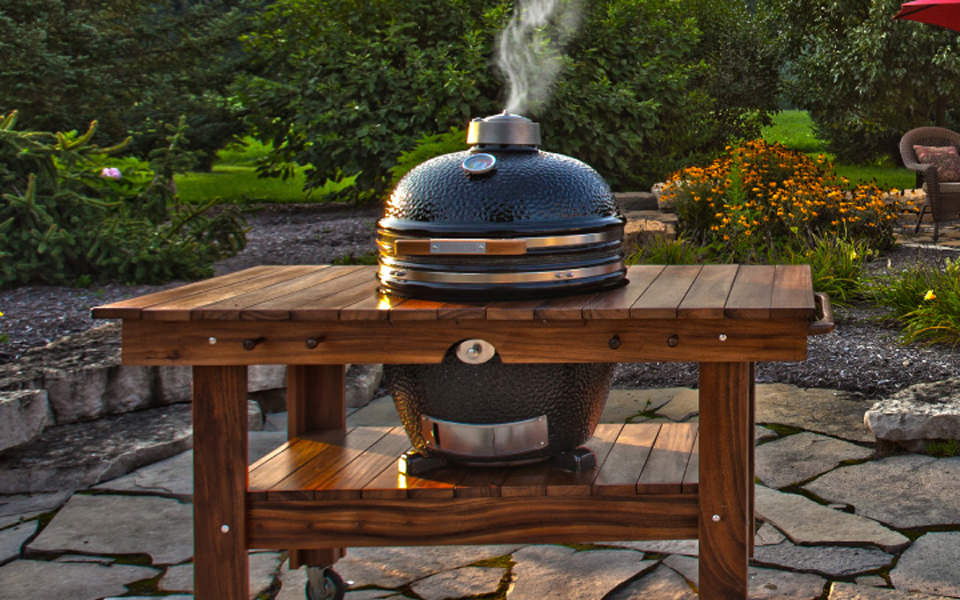 Barbecues Cooking System