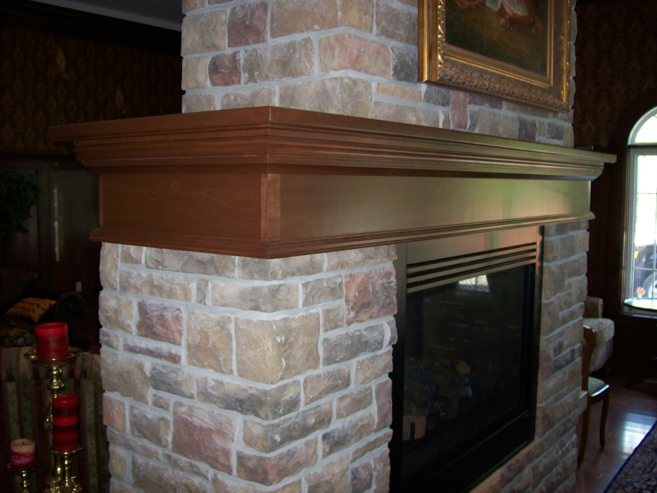 Custom Wood Work Martin S Fireplaces