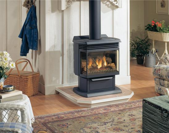 Freestanding Gas Stoves | Martin's Fireplaces