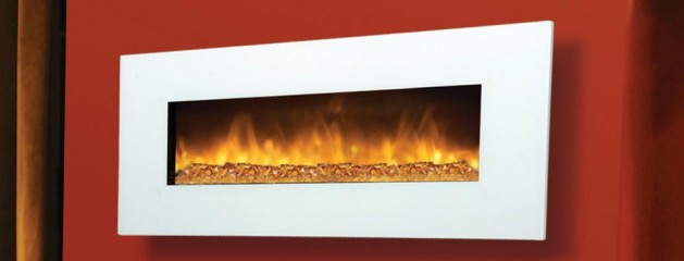 Make an appointment and visit the new exciting electric and gas fireplace displays at the new Martin's Fireplace Showroom
